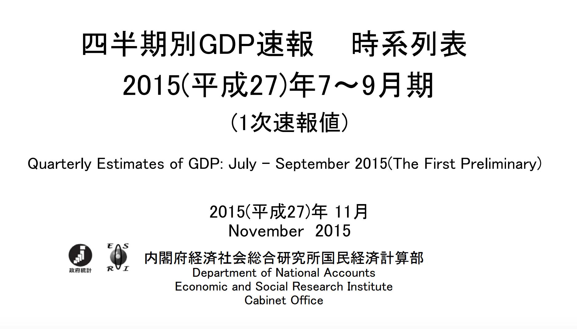 GDP Japan